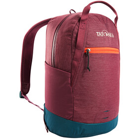 Tatonka City Pack 15 Rucksack bordeaux red
